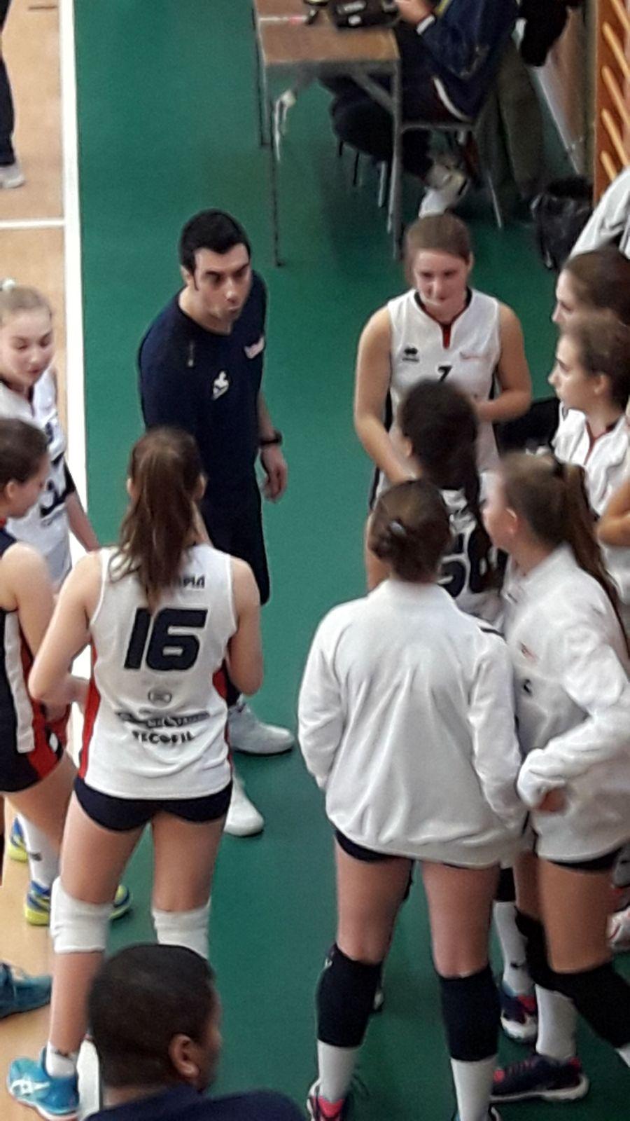 Under 16 Regionale. Bel successo ad Ozzano contro Volley Team Bologna