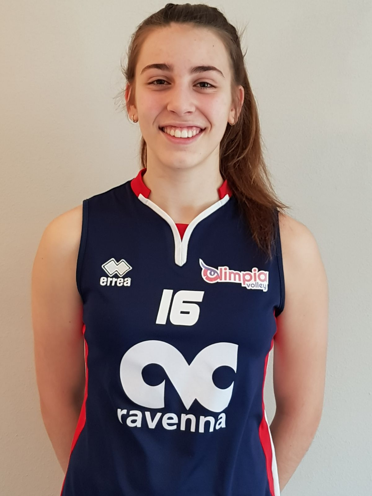 Elena Missiroli in Selezione Regionale al Trofeo Internazionale Bussinello a Modena